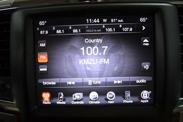 uconnect which is coming standard with purchase of subscription in more dodge ram and jeep products now is really state of the art technology - Dodge Ram 2500 44 2014