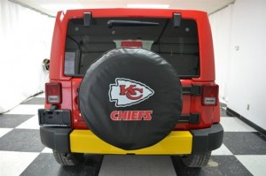 Back Tire Cover