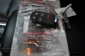 Key Fob Picture of Remote Start