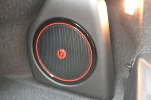 beats by dre subwoofer
