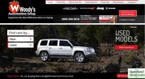 Woodys Website