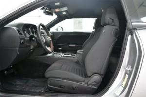 inside driver side