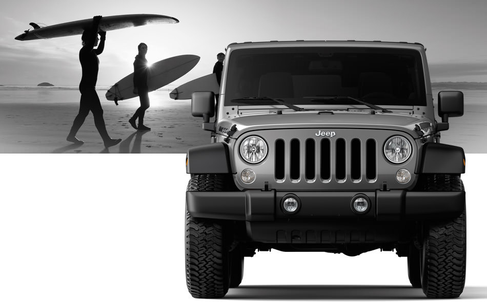 Jeep Surf