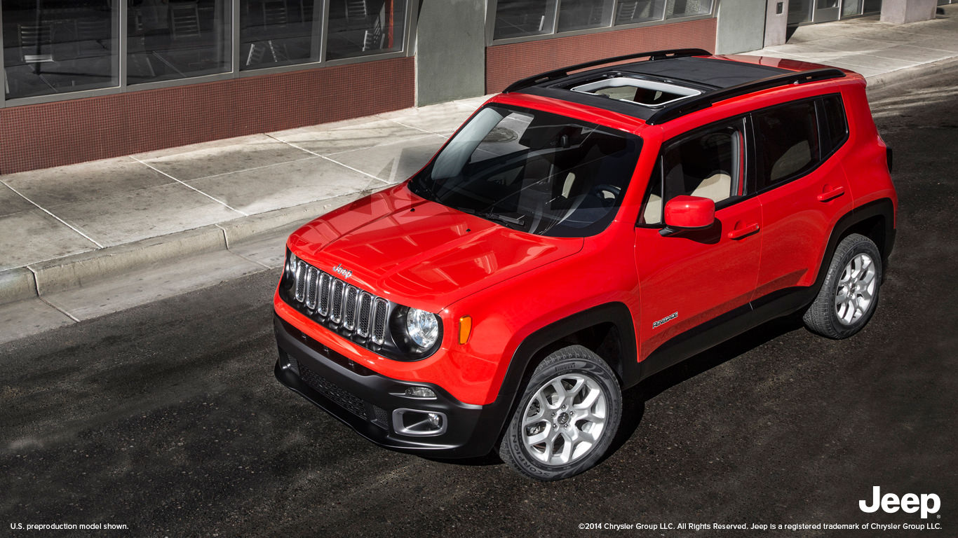 jeep renegade latitude