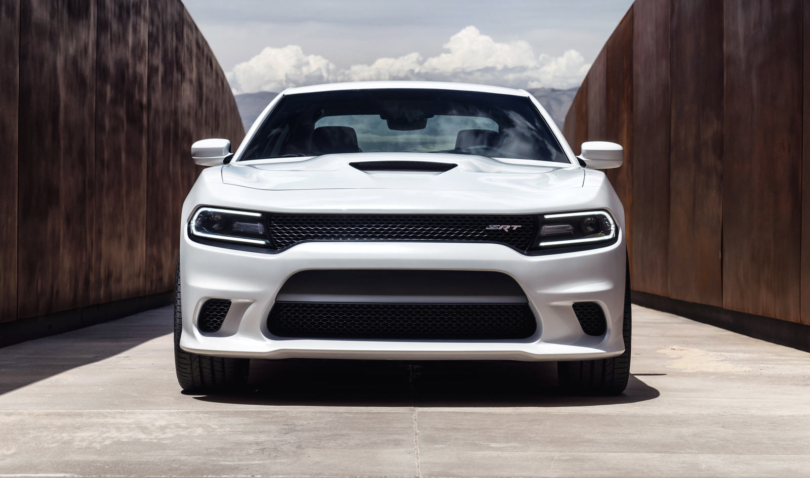 dodge charger front